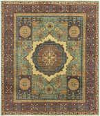 8' 3 x 9' 7 Mamluk Ziegler Oriental Rug thumbnail