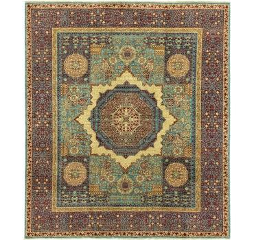 250cm x 292cm Mamluk Ziegler Oriental Rug
