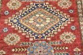 3' x 3' Kazak Oriental Square Rug thumbnail