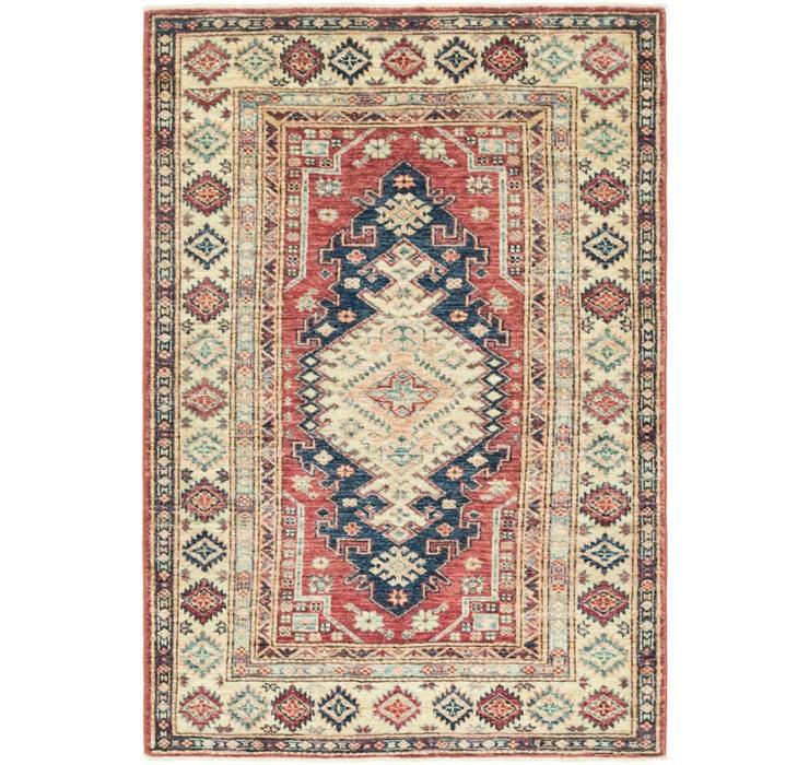 97cm x 145cm Kazak Oriental Rug