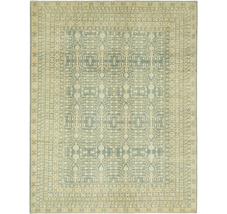 Image of 9' 5 x 12' Khotan Rug