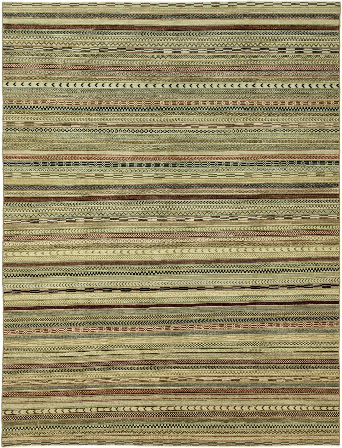 9' 2 x 12' 1 Modern Ziegler Oriental Rug main image