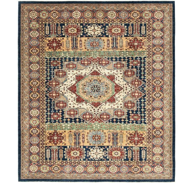250cm x 292cm Kazak Oriental Rug