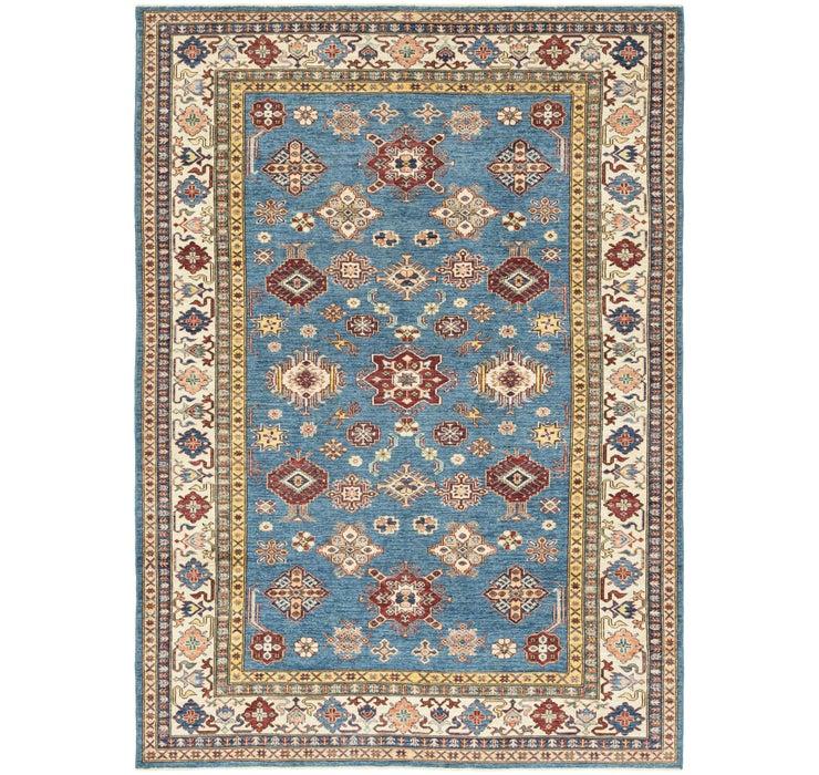 6' 9 x 9' 8 Kazak Oriental Rug
