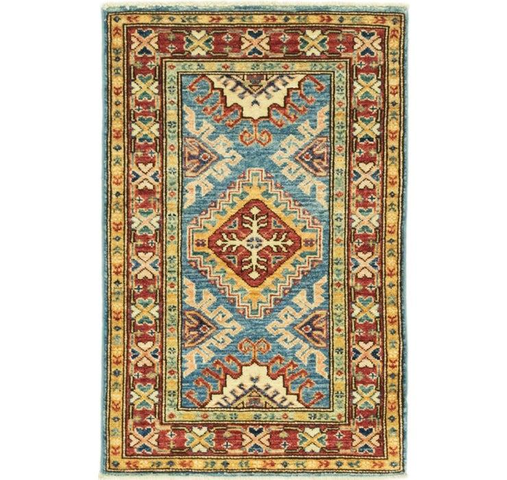 1' 11 x 2' 11 Kazak Oriental Rug