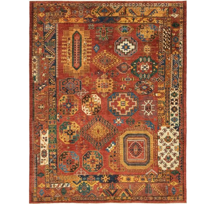 10' 2 x 13' 2 Kazak Oriental Rug