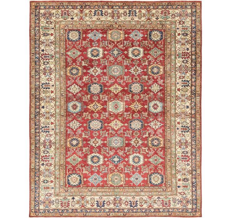 9' 1 x 11' 9 Kazak Oriental Rug