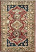4' x 5' 10 Kazak Oriental Rug thumbnail