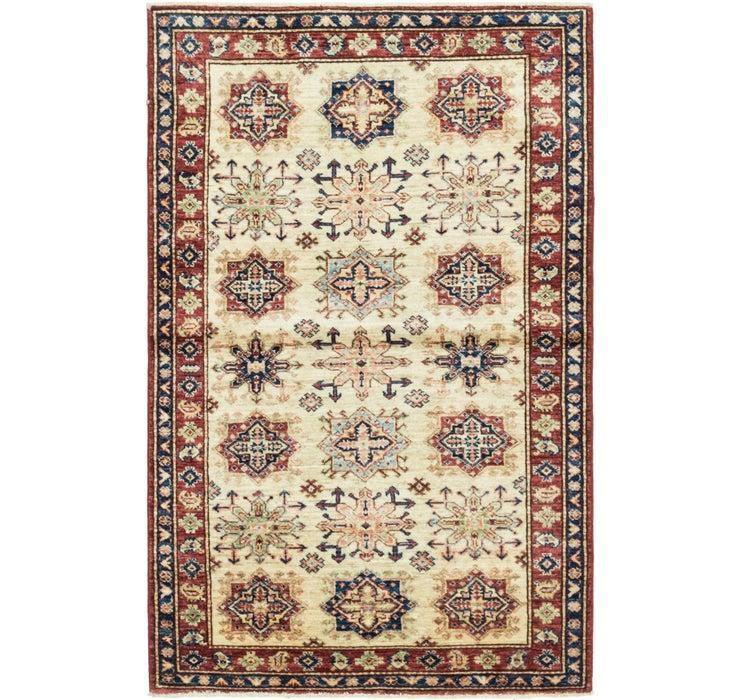 3' 3 x 5' 3 Kazak Oriental Rug
