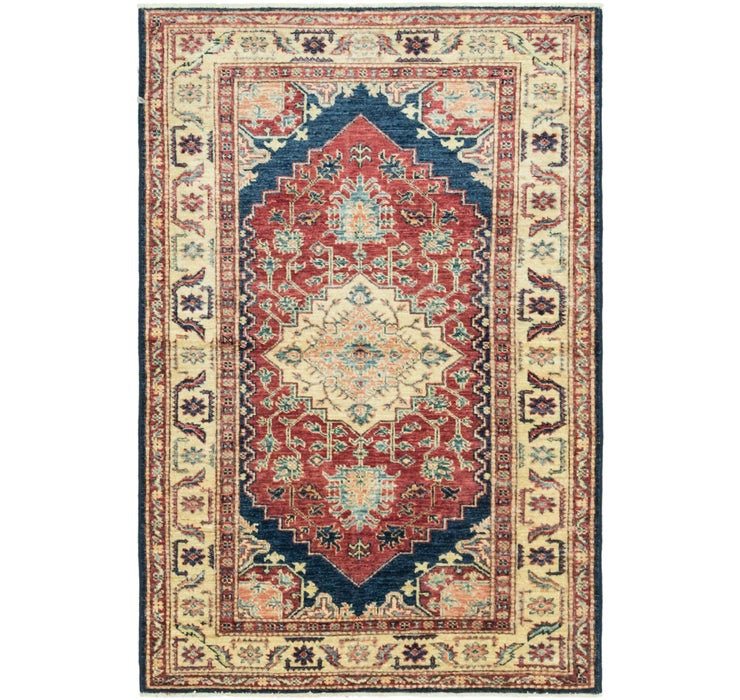 3' 3 x 5' 1 Kazak Oriental Rug