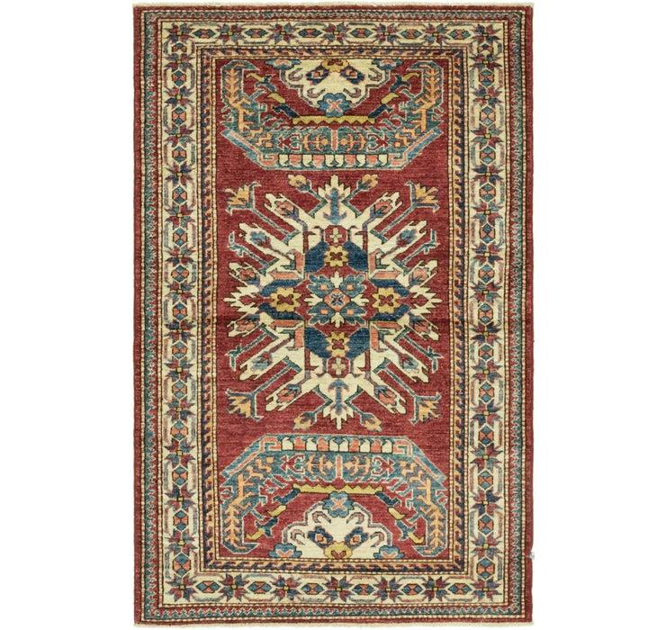95cm x 152cm Kazak Oriental Rug