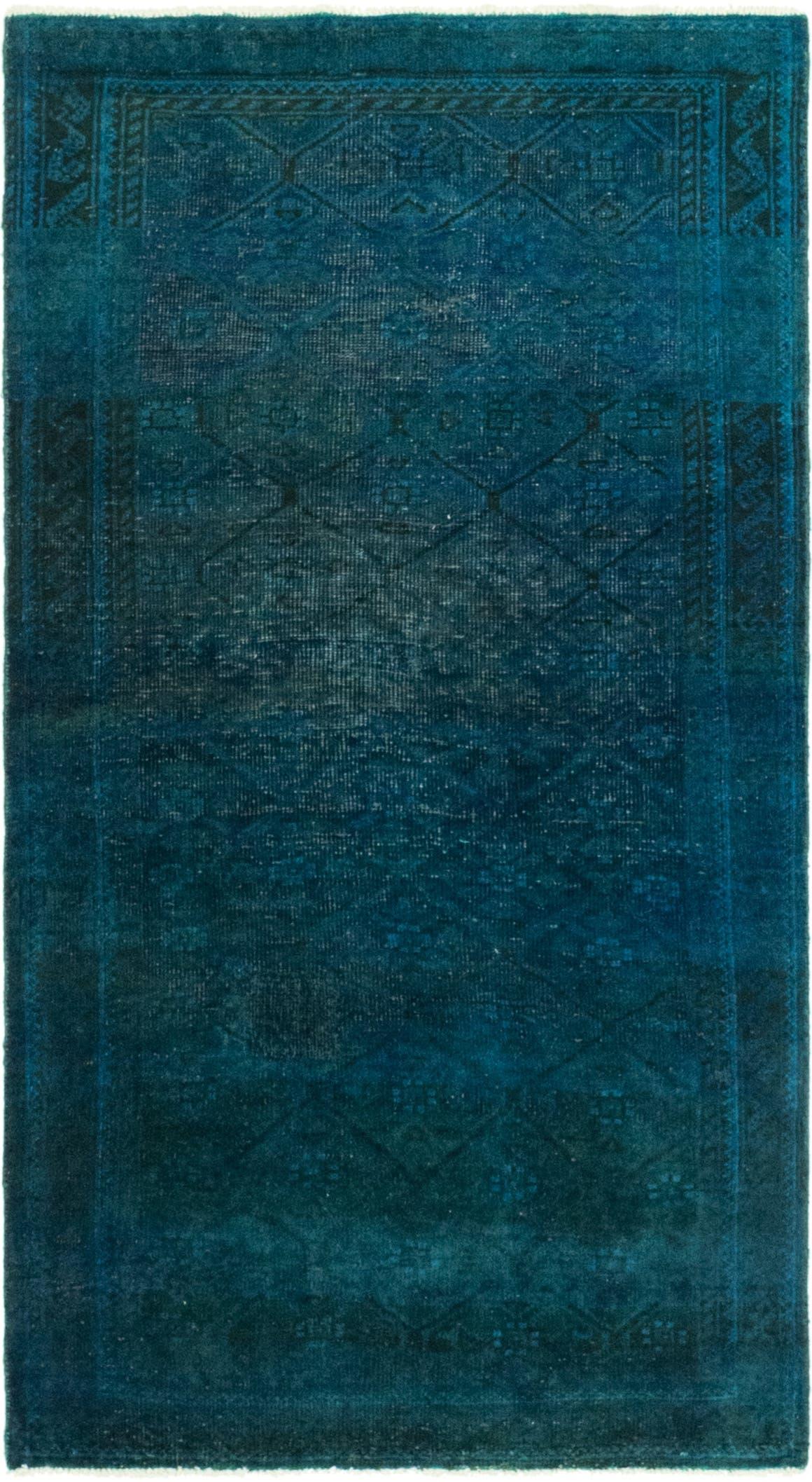 2' 9 x 5' 2 Ultra Vintage Persian Rug main image
