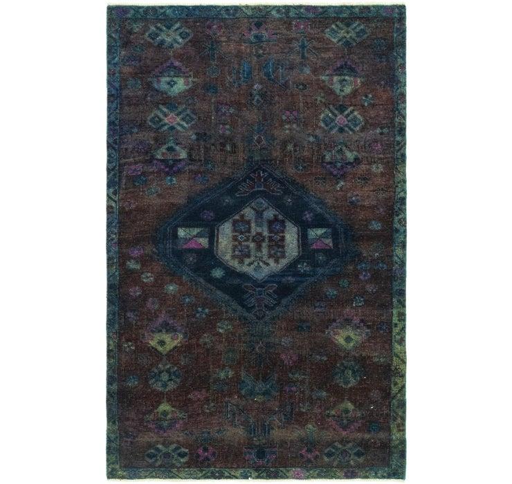 3' 7 x 5' 10 Ultra Vintage Persian Rug