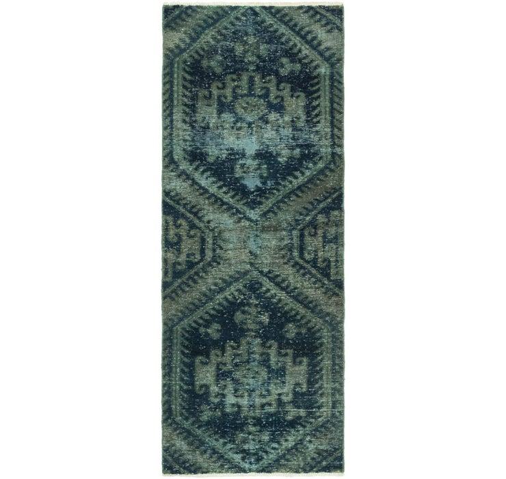 1' 10 x 4' 11 Ultra Vintage Persian R...