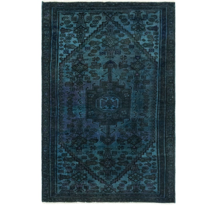 3' x 4' 9 Ultra Vintage Persian Rug