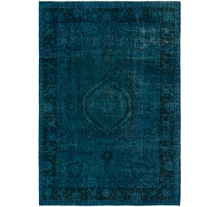 6' 3 x 9' 6 Ultra Vintage Persian Rug