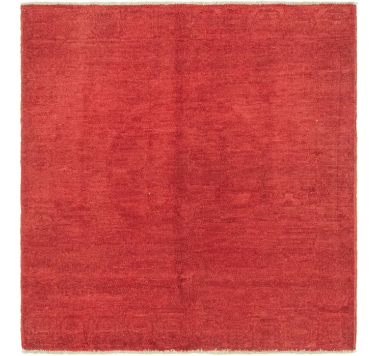3' 1 x 3' 3 Over-Dyed Ziegler Squar...