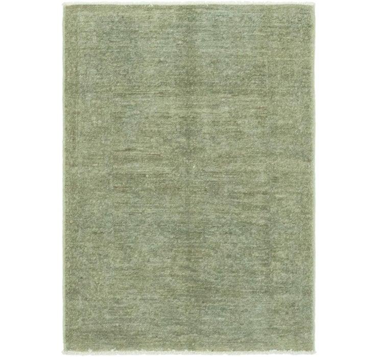 65cm x 95cm Over-Dyed Ziegler Rug