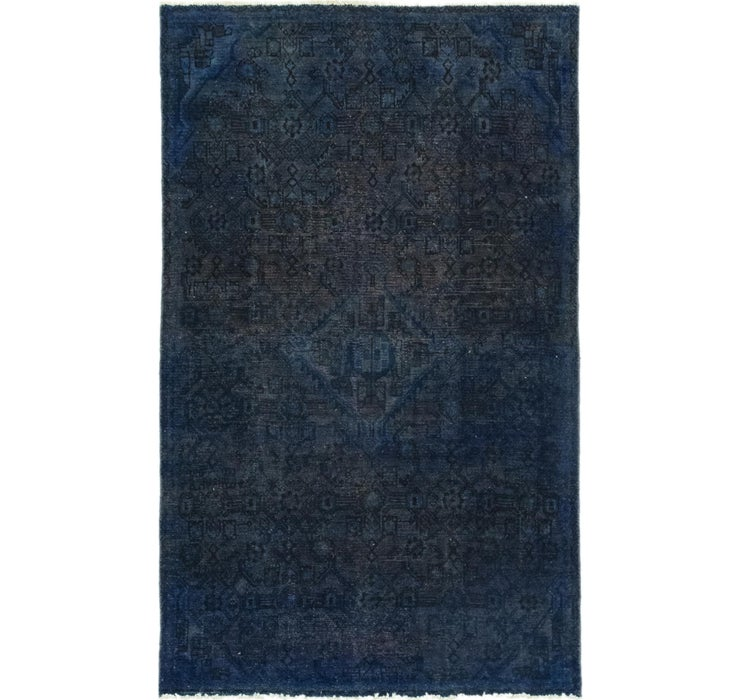 110cm x 175cm Ultra Vintage Persian Rug