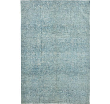 6' 10 x 10' 5 Over-Dyed Ziegler Rug main image