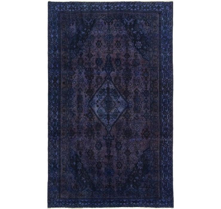 178cm x 295cm Ultra Vintage Persian Rug