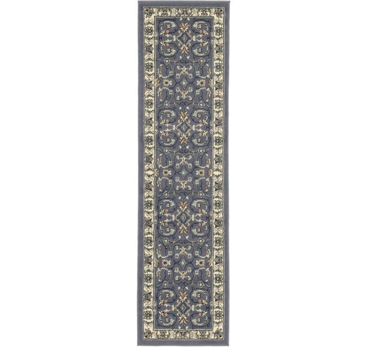 1' 10 x 7' Classic Agra Runner Rug