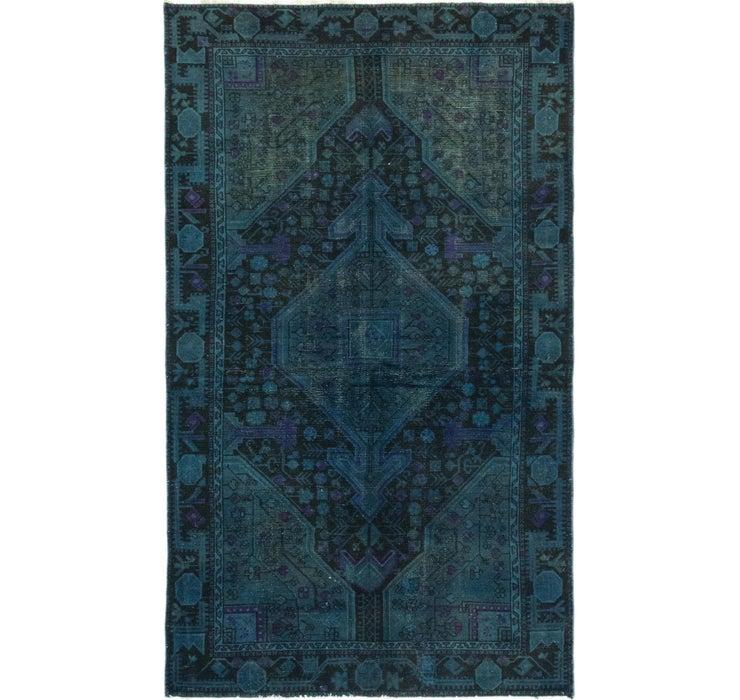 3' 11 x 6' 10 Ultra Vintage Persian Rug