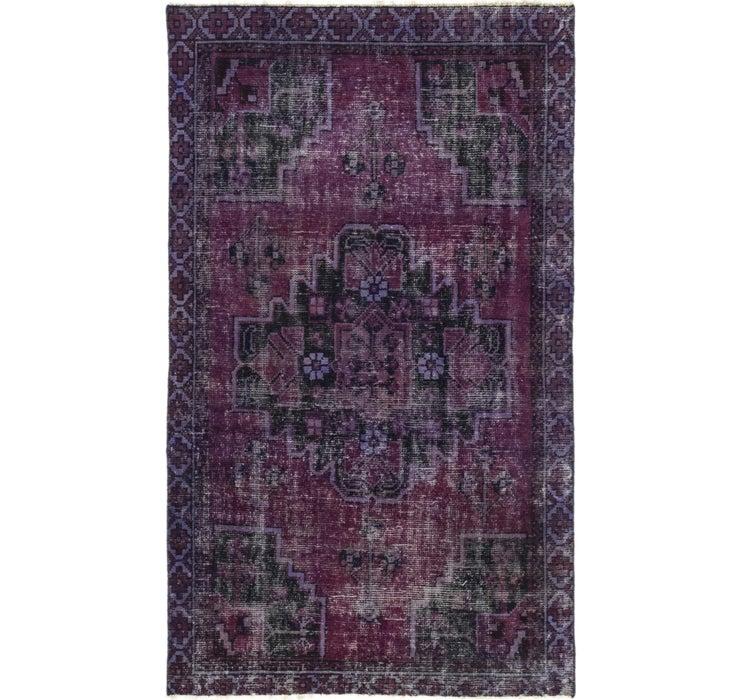 3' 7 x 6' 3 Ultra Vintage Persian Rug