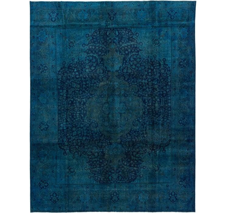 307cm x 390cm Ultra Vintage Persian Rug
