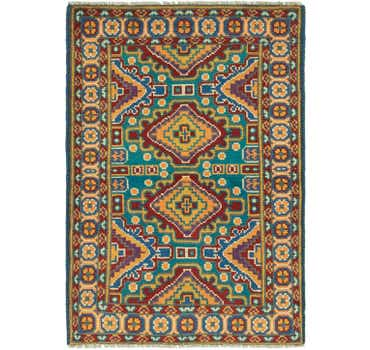 Image of  2' 8 x 4' 1 Balouch Rug
