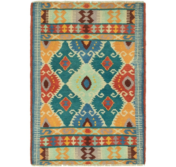 Image of 2' 6 x 3' 9 Balouch Rug