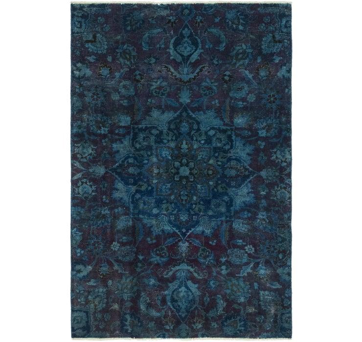3' 8 x 5' 8 Ultra Vintage Persian Rug