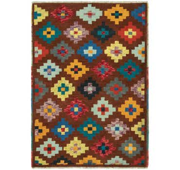 Image of  2' 8 x 3' 10 Balouch Rug