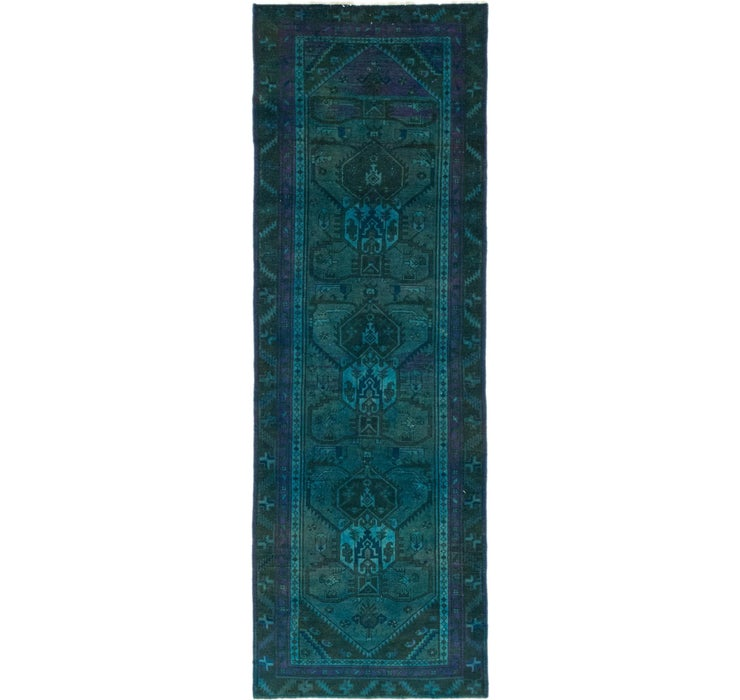 2' 9 x 8' 11 Ultra Vintage Persian R...
