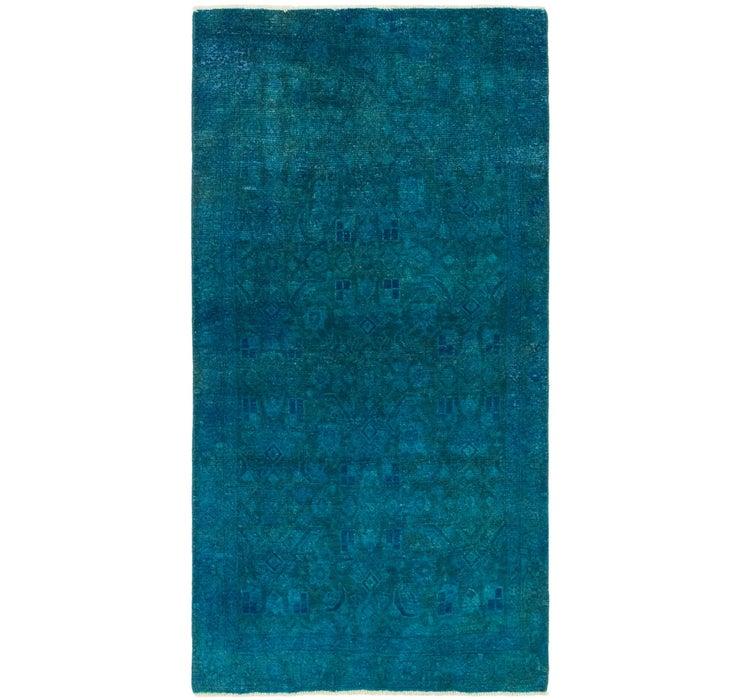 3' 3 x 6' 9 Ultra Vintage Persian Rug