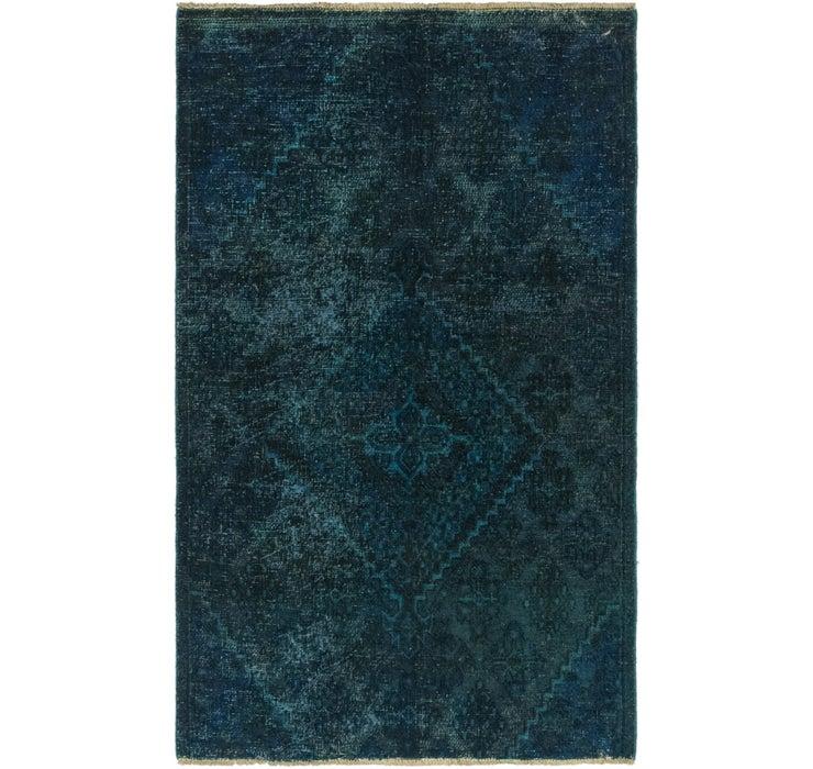 90cm x 150cm Ultra Vintage Persian Rug