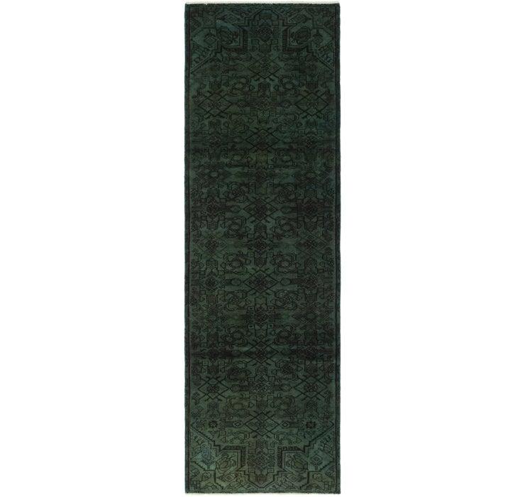 80cm x 277cm Ultra Vintage Persian R...