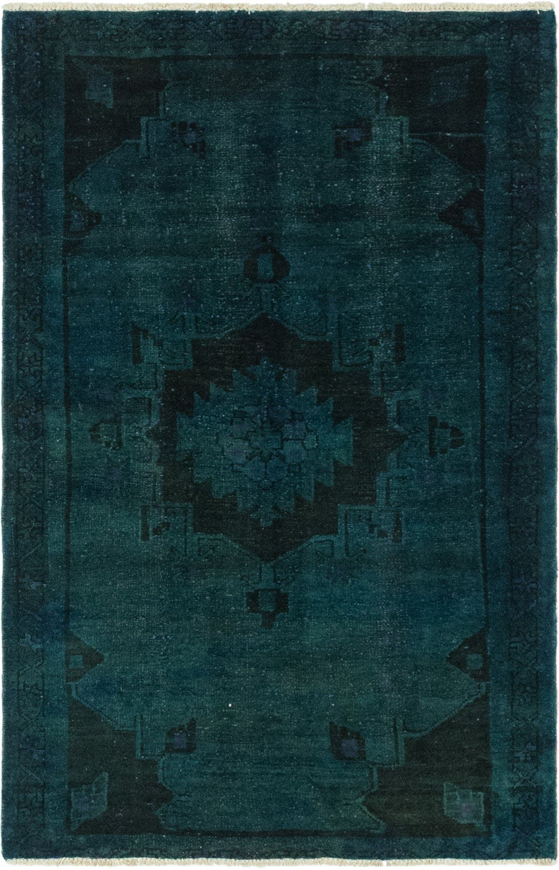 3' 1 x 4' 9 Ultra Vintage Persian Rug main image
