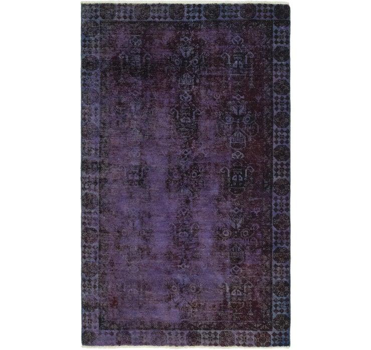 100cm x 170cm Ultra Vintage Persian Rug
