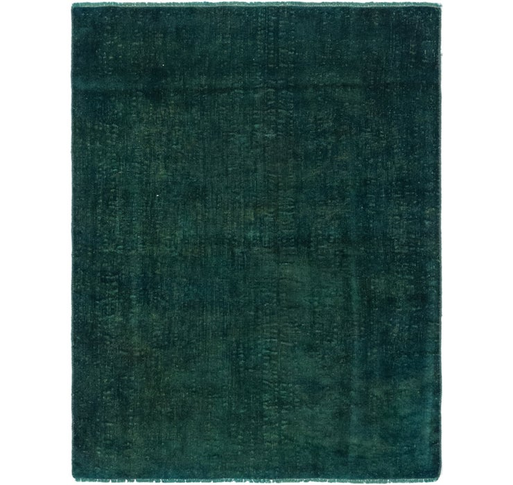 107cm x 135cm Ultra Vintage Persian Rug