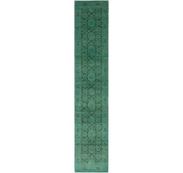 3' x 15' 7 Ultra Vintage Persian Runner Rug main image