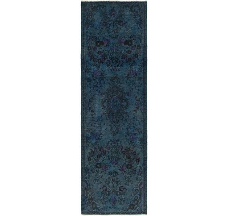 2' 9 x 9' 6 Ultra Vintage Persian R...