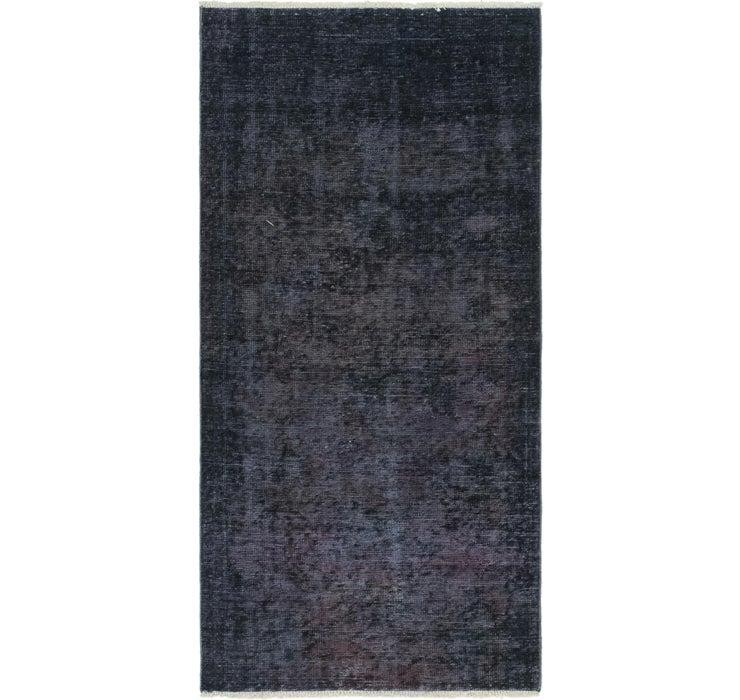 2' 5 x 5' 3 Ultra Vintage Persian Rug