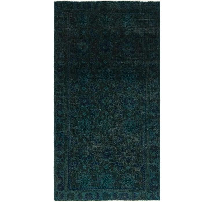 3' 8 x 7' 1 Ultra Vintage Persian Rug