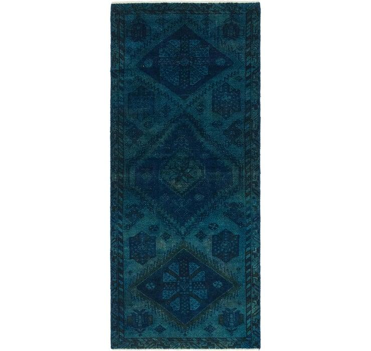 2' 9 x 6' 8 Ultra Vintage Persian R...