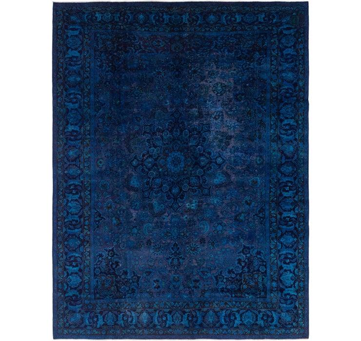 9' 11 x 13' 5 Ultra Vintage Persian Rug