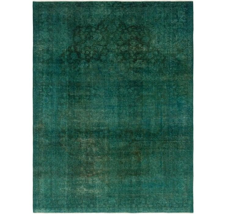 8' 9 x 11' 9 Ultra Vintage Persian Rug
