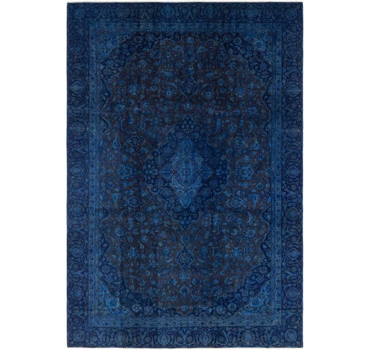 8' 6 x 12' 7 Ultra Vintage Persian Rug