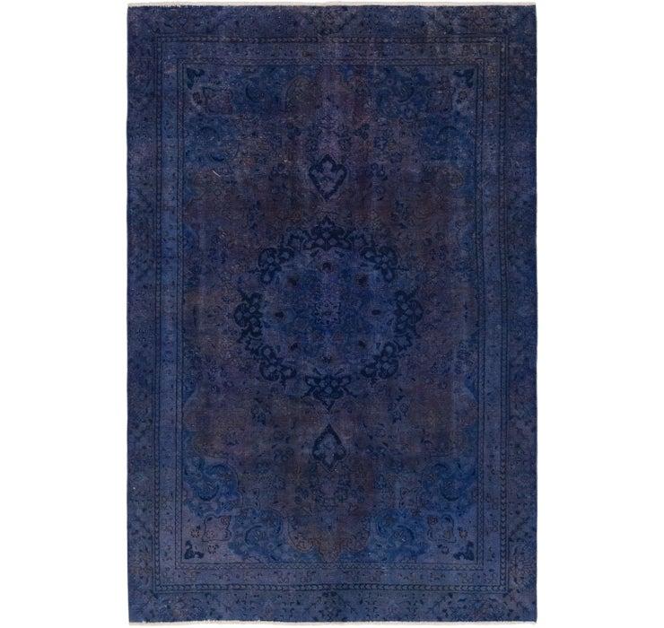 5' 6 x 8' 5 Ultra Vintage Persian Rug