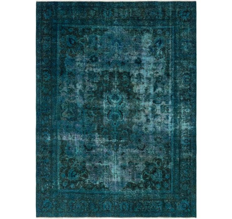 8' x 10' Ultra Vintage Persian Rug
